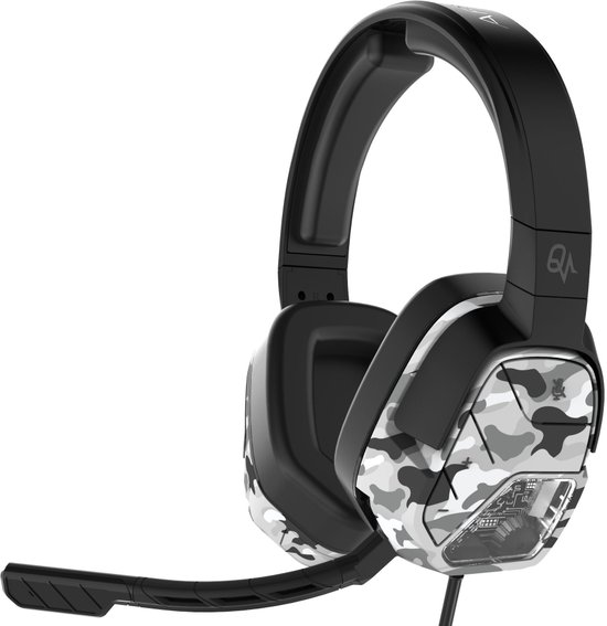 Afterglow LVL 5 Plus - Gaming Headset - Quadboost - Xbox One - PlayStation 3
