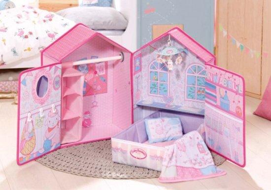Baby annabell slaapkamer 4001167794425 - Baby slaapkamer ...