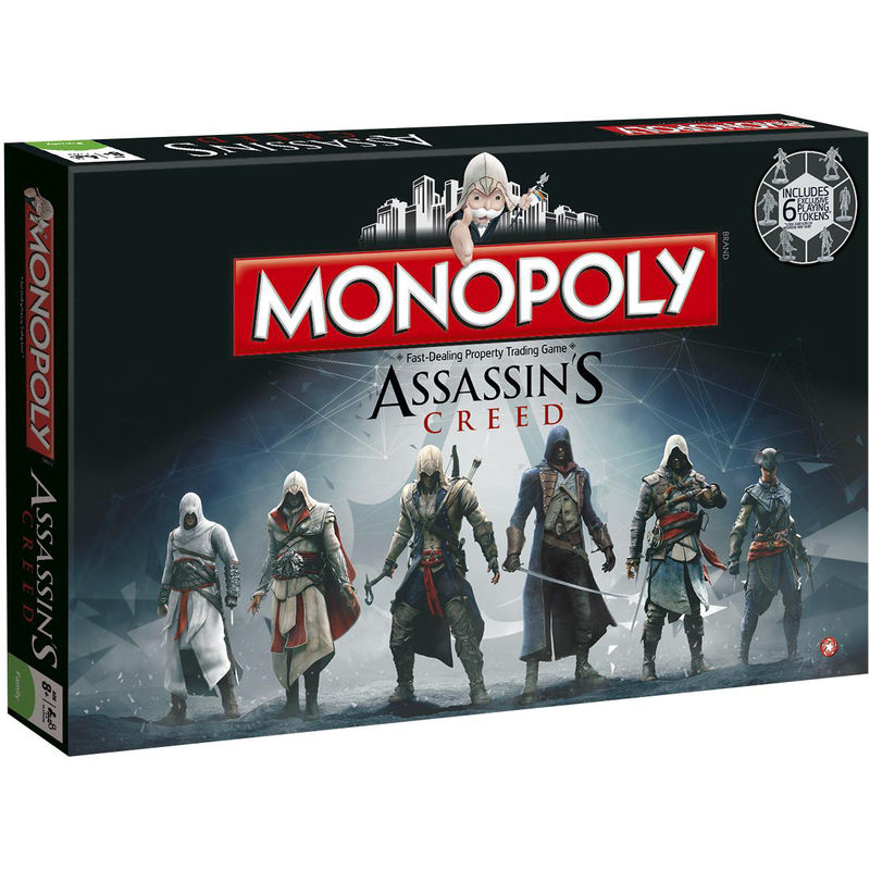 Monopoly Assassins Creed (UK)
