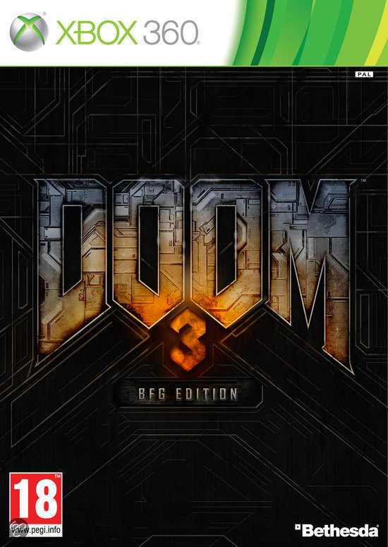 Doom 3 - BFG Edition - PlayStation 3