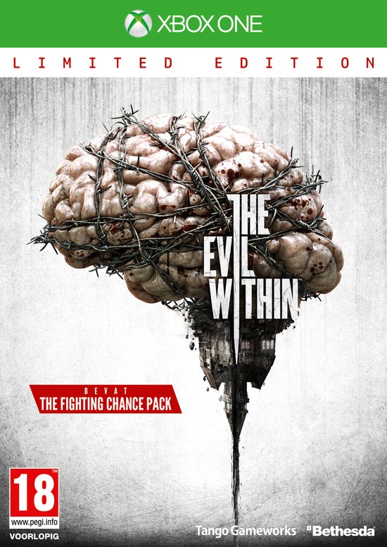 The Evil Within - Limited Edition - XBOX One