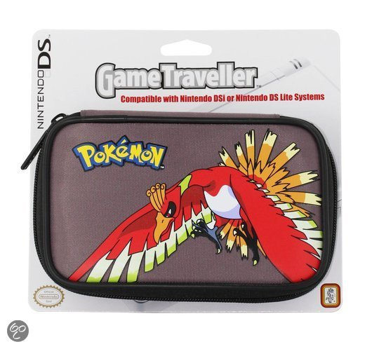 Bigben Opbergtas Pokemon DS -