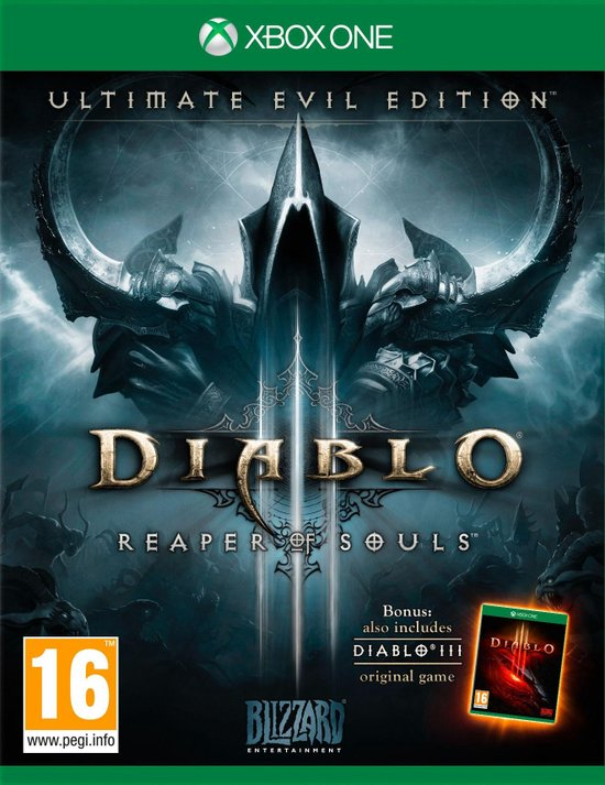 Diablo 3 - Ultimate Evil Edition - xbox One