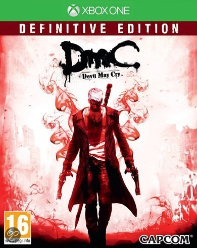 DMC Devil May Cry (Definitive Edition) - Playstation 4