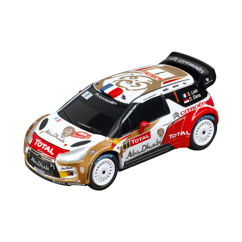 Carrera Go Citroën DS3 WRC Citroën Total