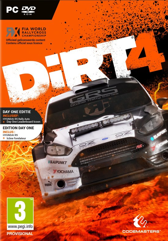 DiRT 4 Day One Edition -