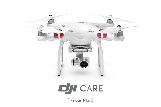 DJI Care Phantom 3 Standard Card (1 yr)