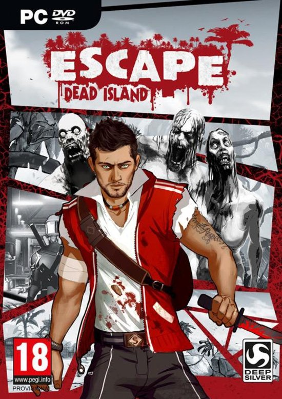 Escape Dead Island - pc game