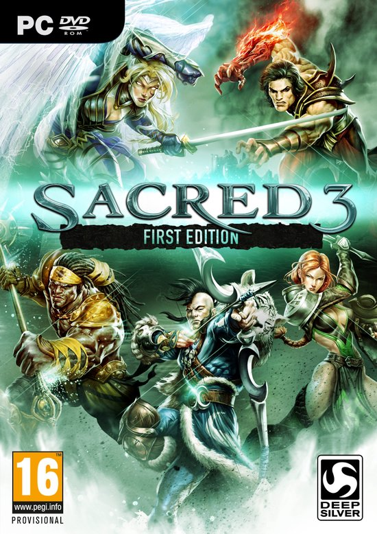 Sacred 3 - First Edition -
