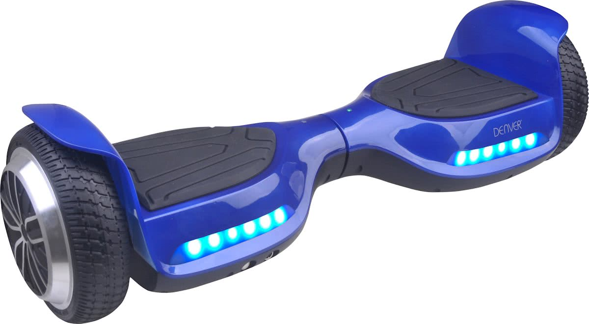 Denver DBO-6520 Hoverboard Blauw - 6.5 inch