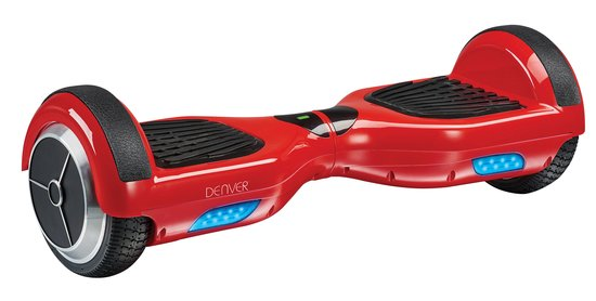 Denver DBO-6550 Red, Hoverboard met 6,5