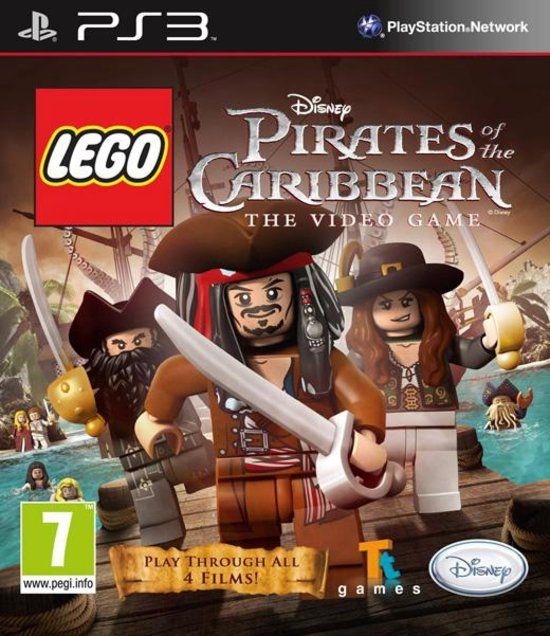 LEGO: Pirates Of The Caribbean -