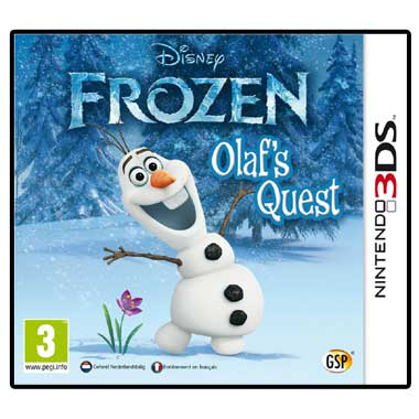 Frozen: Olafs Quest