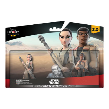 3.0 Star Wars: The Force Awakens Play Set