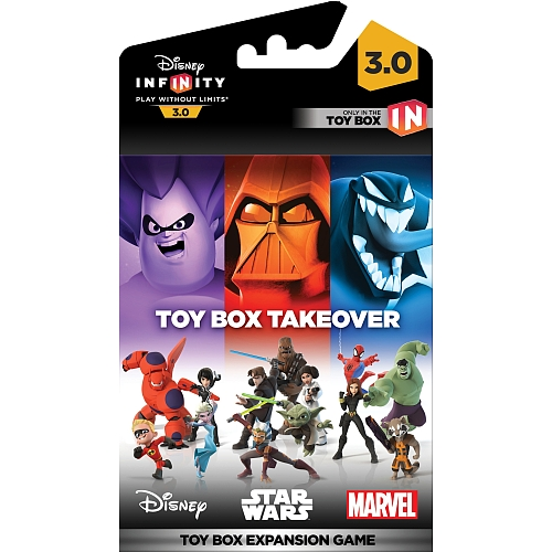 infinity 3.0 - toybox-set, takeover