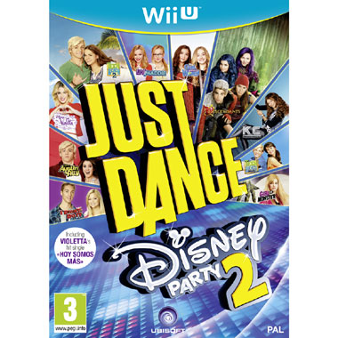 Just Dance: Disney Party 2 voor Wii U