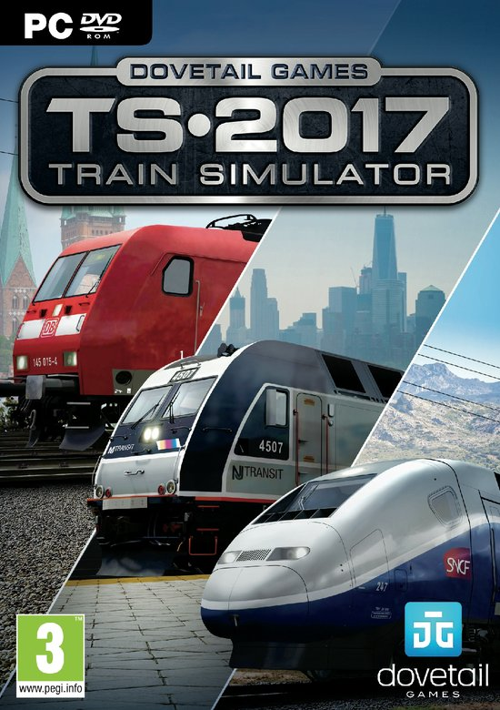 Train Simulator 2017 -   -