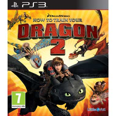 How To Train Your Dragon 2 voor