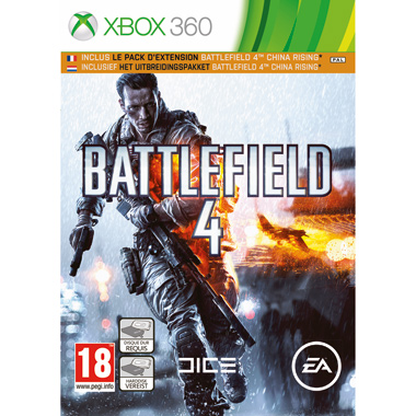 Battlefield 4 Limited Edition voor XBOX 360