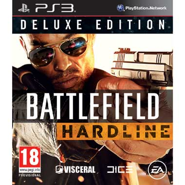 Battlefield: Hardline Deluxe Edition  voor PS3