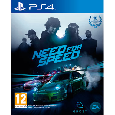 Need for Speed voor