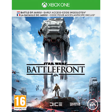 Star Wars: Battlefront voor
