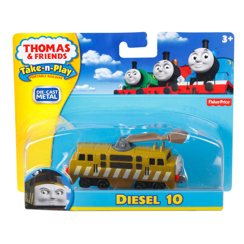 Fisher Price Thomas de Trein