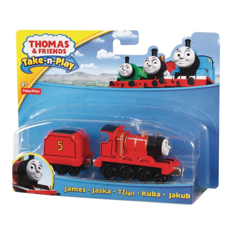 Thomas De Trein James Medium
