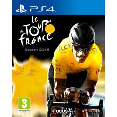 Le Tour de France: Season 2015 (PS4)