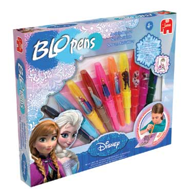 Disney   Blaaspennen set