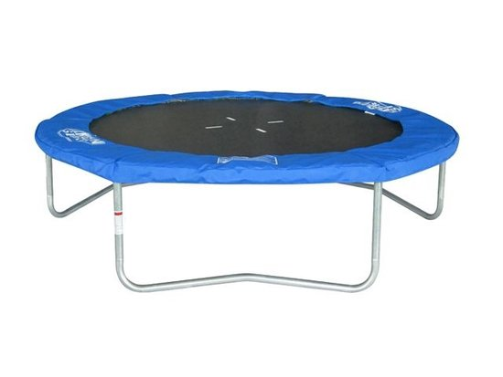 Game on Sport Mega Flash Trampoline - 244 cm