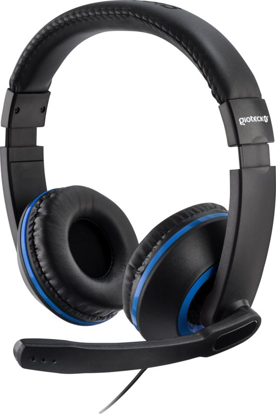 Gioteck XH-100 - Gaming Headset - PS4 - PlayStation 3