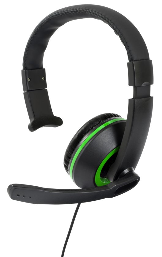 XH-50 - Gaming Headset - PC + MAC + PS4 + Xbox One - PlayStation 3