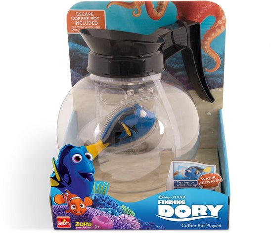 Finding Dory Coffeepot playset