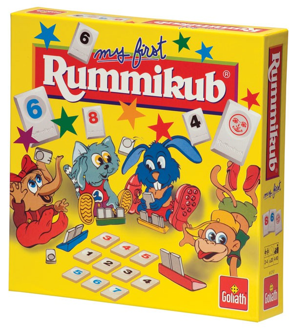 Goliath Rummikub My First