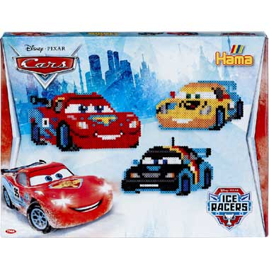 Disney Cars strijkkralenset