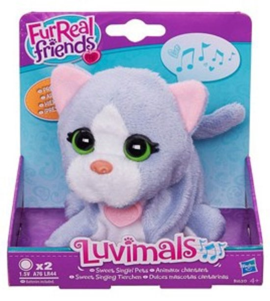 FurReal Friends - Luvimals - Sweet Singin Kitty