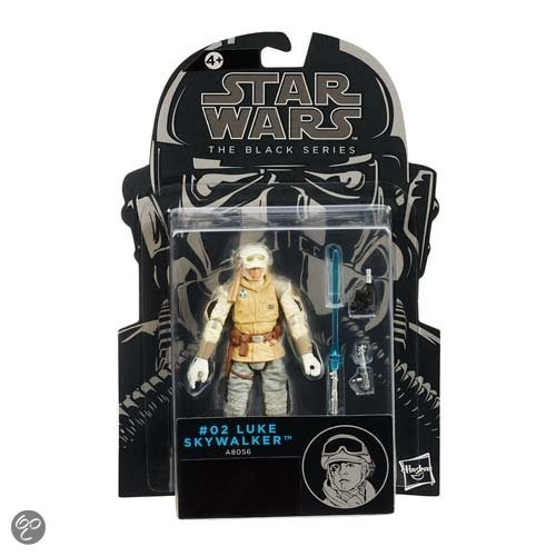 Luke Skywalker Wampa Attack 3 3/4-Inch