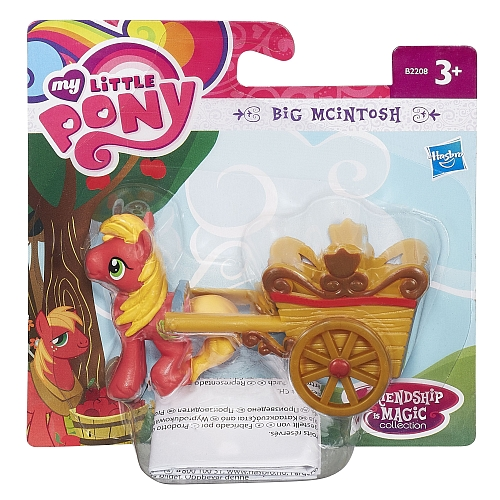 My little pony - friendschip is magical, verzamelfiguur speelset, assortiment