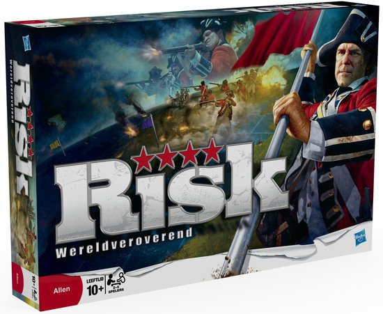 Risk - Bordspel wereldveroverend