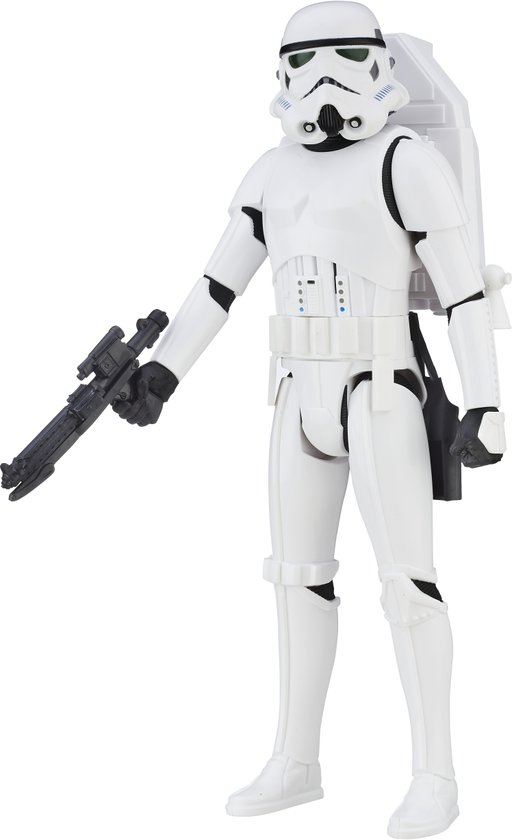 Star Wars: Rogue One Imperial Stormtrooper - 30 cm - Elektronisch actiefiguur