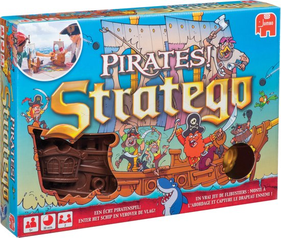 Jumbo Stratego Pirates NL