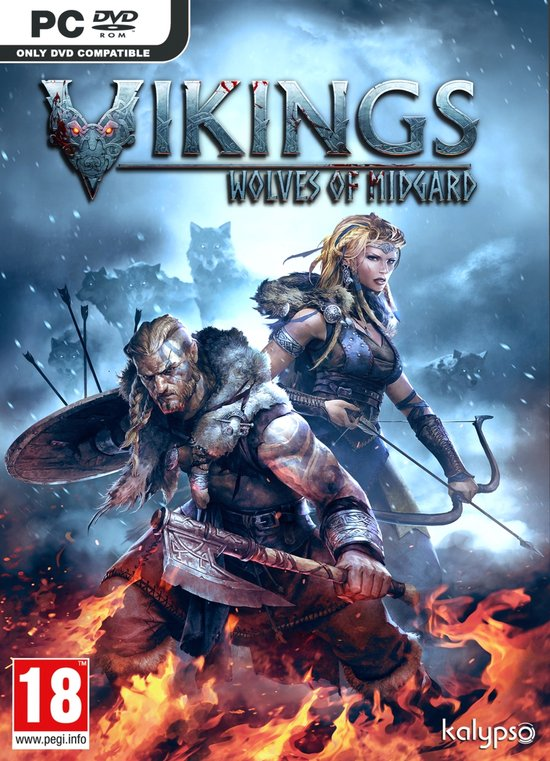 Vikings – Wolves of Midgard -