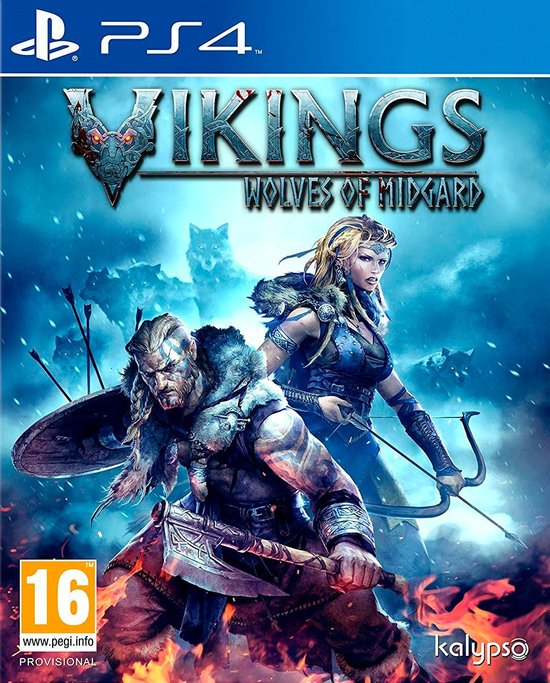 PS4 Vikings – Wolves of Midgard - Playstation 4