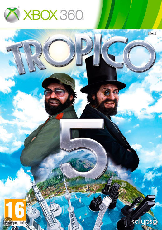 Tropico 5 - Day One Bonus Edition - xbox 360