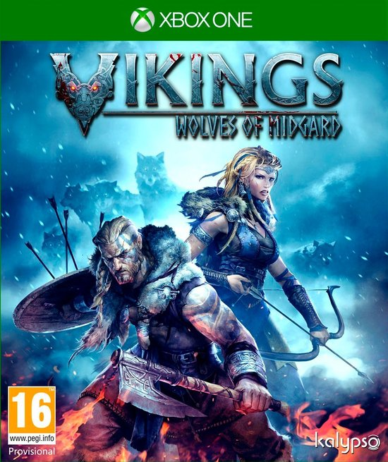 XBoxOne Vikings – Wolves of Midgard -