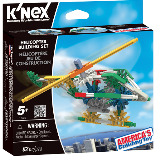 KNEX Classic Intro Set Helikopter