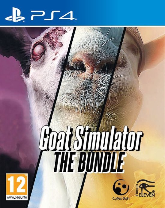 Goat Simulator - The Bundle - Playstation 4