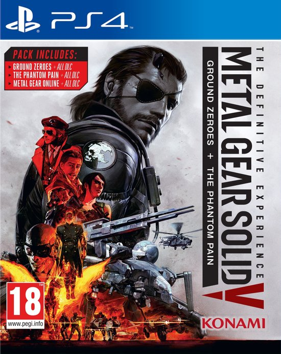 Metal Gear Solid V, The Definitive Experience   -