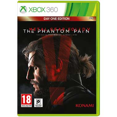 Metal Gear Solid V:The Phantom Pain D1 voor